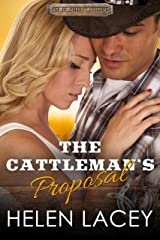 The Cattleman's Proposal (The Men of Mulhany Crossing Book 1) Kindle Edition