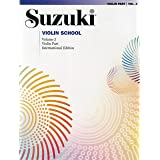 Suzuki Violin School -Volume 3 (Revisied Edition): Violin Part