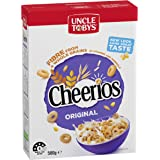 UNCLE TOBYS CHEERIOS Cereal, 580g