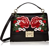 Karl Lagerfeld Paris Corinne Hermine TOP Handle Shoulder Bag