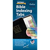 Rainbow Bible Indexing Tabs Old & New Testament