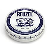 Reuzel Clay Matte Pomade, Vanilla Mint, 113 grams