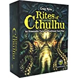 Quirky Engine Entertainment Rites of Cthulhu The Game - Fantasy Card Game Based On H.P. Lovecraft Stories - Featuring Charact