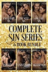 Complete Sin Series: A Necessary Sin, The Next Sin, One Last Sin, Endurance, Unintended, Redemption: A Mafia Romance Series Kindle Edition