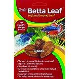 CaribSea Aquatics Betta Leaf Indian Almond Leaf 3 Pk