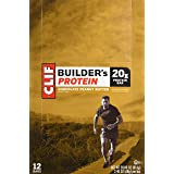 CLIF BAR BUILDER BAR,CHOC PNUT BTR, 2.4 OZ- 12 BARS
