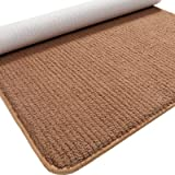 """Color&Geometry Indoor Doormat 20""""x32"""" Non Slip Backing Machine Washable Super Absorbent Inside Mats, Low-Profile Rug Doormats"""