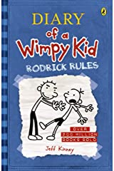 Rodrick Rules: Diary of a Wimpy Kid (BK2) Kindle Edition