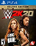 WWE 2K20 Deluxe Edition (輸入版:北米) - PS4