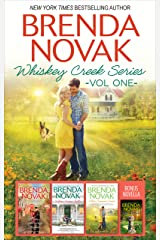 Brenda Novak Whiskey Creek Series Vol 1/When We Touch/When Lightning Strikes/When Snow Falls/When Summer Comes Kindle Edition