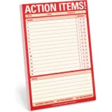 Knock Knock Action Items! Pad (12279)