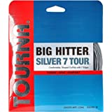 TOURNA Unisex-Adult Tennis String, Silver