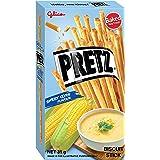 Glico Pretz Flavored Biscuit Stick, Sweet Corn, 31 g