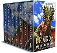 Dragon Mage Academy: The Complete Series: Books 1-7