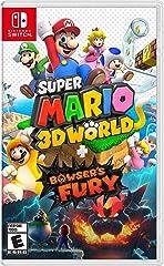 Super Mario 3D World + Bowser's Fury, Nintendo Switch