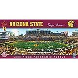 MasterPieces NCAA Arizona State Sun Devils, Stadium Panoramic Jigsaw Puzzle, 1000 Pieces