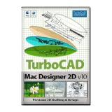TurboCAD Mac Designer 2D v10 [Download]