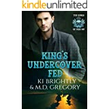 King's Undercover Fed (The Kings of Men MC Book 6)