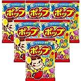不二家 ポップキャンディ袋 21本入×6袋