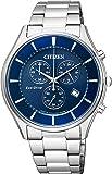 [シチズン]CITIZEN 腕時計 CITIZEN COLLECTION シチズンコレクション エコ・ドライブ 薄型クロノグラフ AT2360-59L メンズ