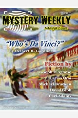 Mystery Weekly Magazine: April 2017 (Mystery Weekly Magazine Issues Book 20) Kindle Edition