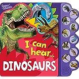 10-Button Super Sound Book I Can Hear Dinosaurs