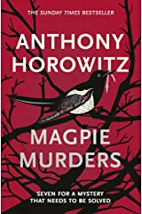 Magpie Murders: the Sunday Times bestseller crime thriller with a fiendish twist Kindle Edition