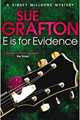 E is for Evidence: A Kinsey Millhone Novel 5 Kindle Edition