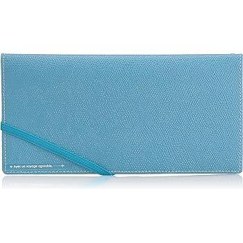 [コンサイス] スキミングブロック パスポートケース皮革調R 貴重品入れ スキミング予防 20cm 0.062kg 293248 BL ブルー