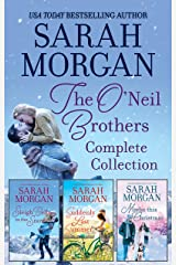 The O'Neil Brothers Complete Collection/Sleigh Bells in the Snow/Suddenly Last Summer/Maybe This Christmas Kindle Edition