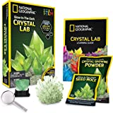 National Geographic Glow in The Dark Crystal Lab