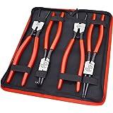 "Astro Pneumatic Tool 94222 13"" 4pc Large Internal/External Snap Ring Pliers"