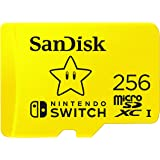 SanDisk MicroSDXC UHS-I Card for Nintendo Switch 256GB