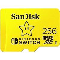 Sandisk SDSQXAO-256G-GNCZN memory card 256 GB MicroSDXC Nint…