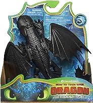 ヒックとドラゴン 3 ベーシック アクションフィギュア トゥース/DREAMWORKS HOW TO TRAIN YOUR DRAGON : THE HIDDEN WORLD 2019 Action Figure TOOTHLESS 【並行輸入品】