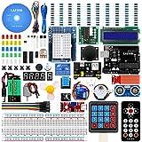 LAFVIN UNO Project Super Starter Kit for Arduino UNO R3 Mega2560 Mega328 Nano with Tutorial