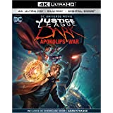 Justice League Dark: Apokolips War MFV (4K UHD + Blu-ray + Digital Combo Pack)