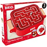 BRIO Take Along Labyrinth,Multicoloured