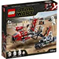 LEGO Star Wars 75250 Pasaana Speeder Chase Vehicle Building Kit (373 Pieces)