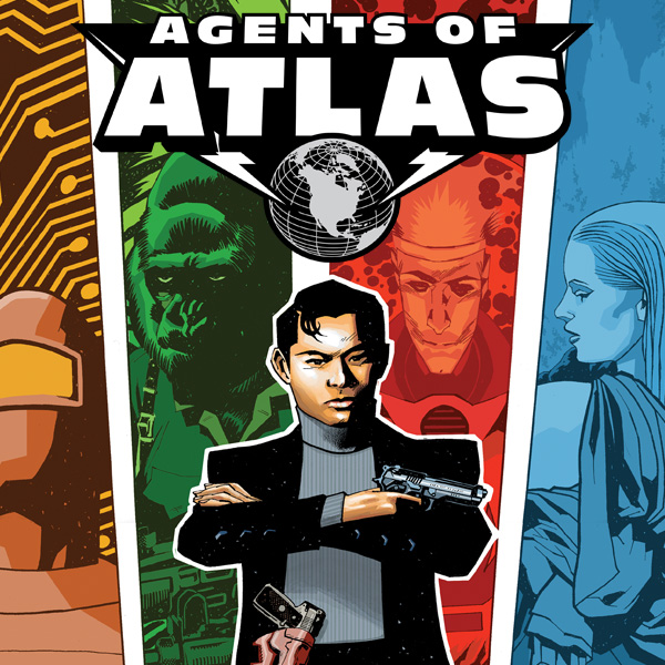 Agents Of Atlas (2006-2007) (Issues) (6 Book Series)