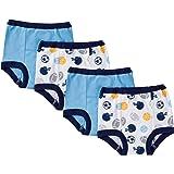 Gerber Baby Boys' 4 Pack Training Pants Toddler Underwear