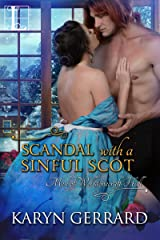Scandal with a Sinful Scot (Men of Wollstonecraft Hall Book 2) Kindle Edition