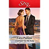 Claimed For His Duty (Greek Tycoons Tamed Book 1)