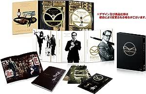 KINGSMAN / キングスマン ブルーレイ プレミアム・エディション(初回限定版) [Blu-ray]
