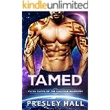 Tamed: A Sci Fi Alien Romance (Fated Mates of the Kalixian Warriors Book 9)