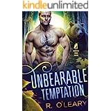 Unbearable Temptation: A Small Town Shifter Romance (Raven Falls Cursed Romances Book 2)