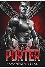 Porter (Dirty Misfits MC Book 2) Kindle Edition