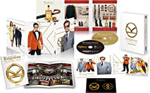 キングスマン:ゴールデン・サークル ブルーレイ プレミアム・エディション [4K ULTRA HD + Blu-ray]