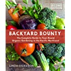Backyard Bounty: The Complete Guide to Year-Round Organic Gardening in the Pacific Northwest (Transmontanus)