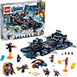 LEGO Super Heroes 76153 Avengers Helicarrier Building Kit (1244 Pieces)